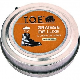 GRAISSE BRILLANTE 100ML NOIR
