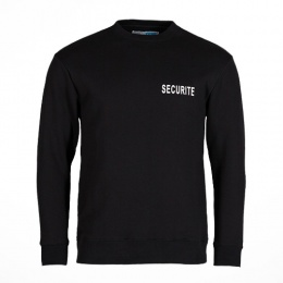 SWEAT SECURITE NOIR