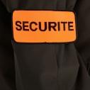 BRASSARD SECURITE FLUORESCENT