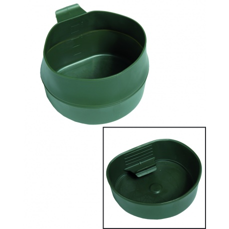 GOBELET PLIANT FOLD-A-CUP WILDO OLIVE