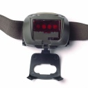 LAMPE FRONTALE MILITAIRE 4 LEDS ARES CAM CE