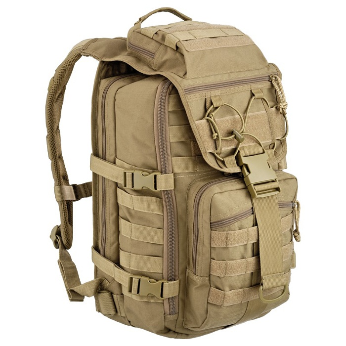 SAC A DOS MILITAIRE EASY PACK DEFCON 5 40 LITRES COYOTE