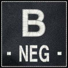PATCH B- NOIR