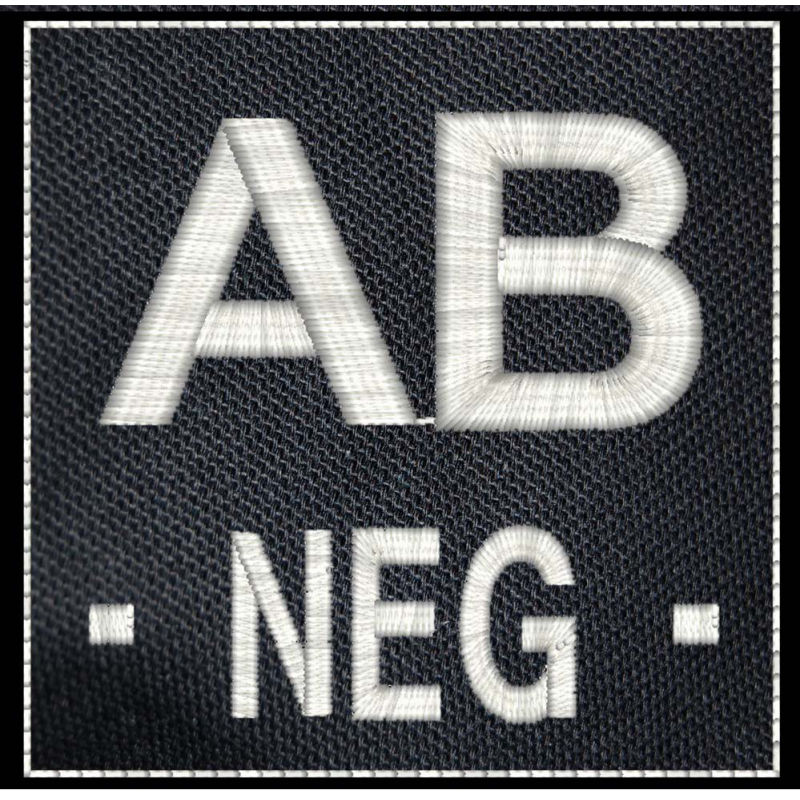 PATCH AB- NOIR