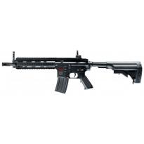 RÉPLIQUE HK416 NOIR H&K UMAREX CQB PACK COMPLET 0,5J AEG