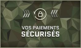 Vos paiements sécurisés