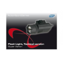 LAMPE TACTIQUE SUPER XENON ASG POUR RAIL PICATINNY