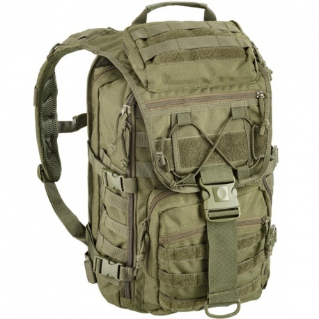 SAC A DOS MILITAIRE EASY PACK DEFCON 5 40 LITRES VERT OD