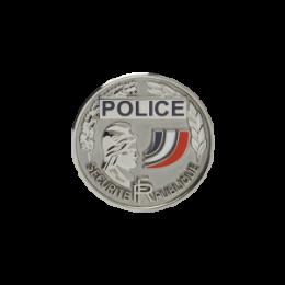 MEDAILLE POLICE NATIONALE RONDE GK