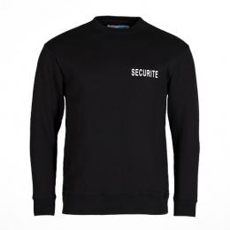 SWEAT SECURITE NOIR