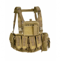 GILET TACTIQUE MOLLE RECON DEFCON 5 COYOTE