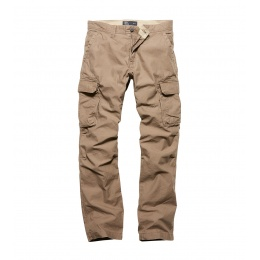 REEF PANT VINTAGE INDUSTRIES DARK KHAKI