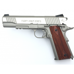 REPLIQUE COLT 1911 GOUVERNEUR METAL 1.1J CO2