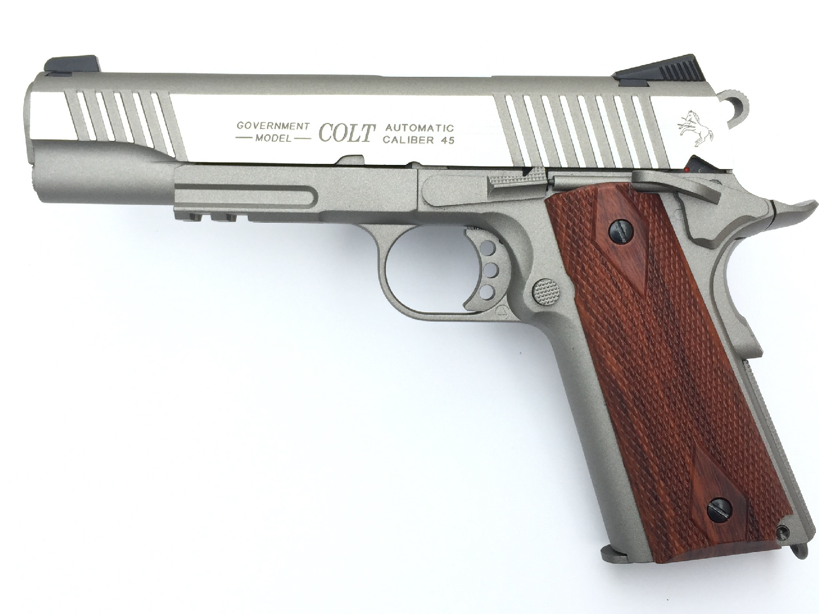 REPLIQUE COLT 1911 GOVERNMENT FULL METAL 1.2J CO2