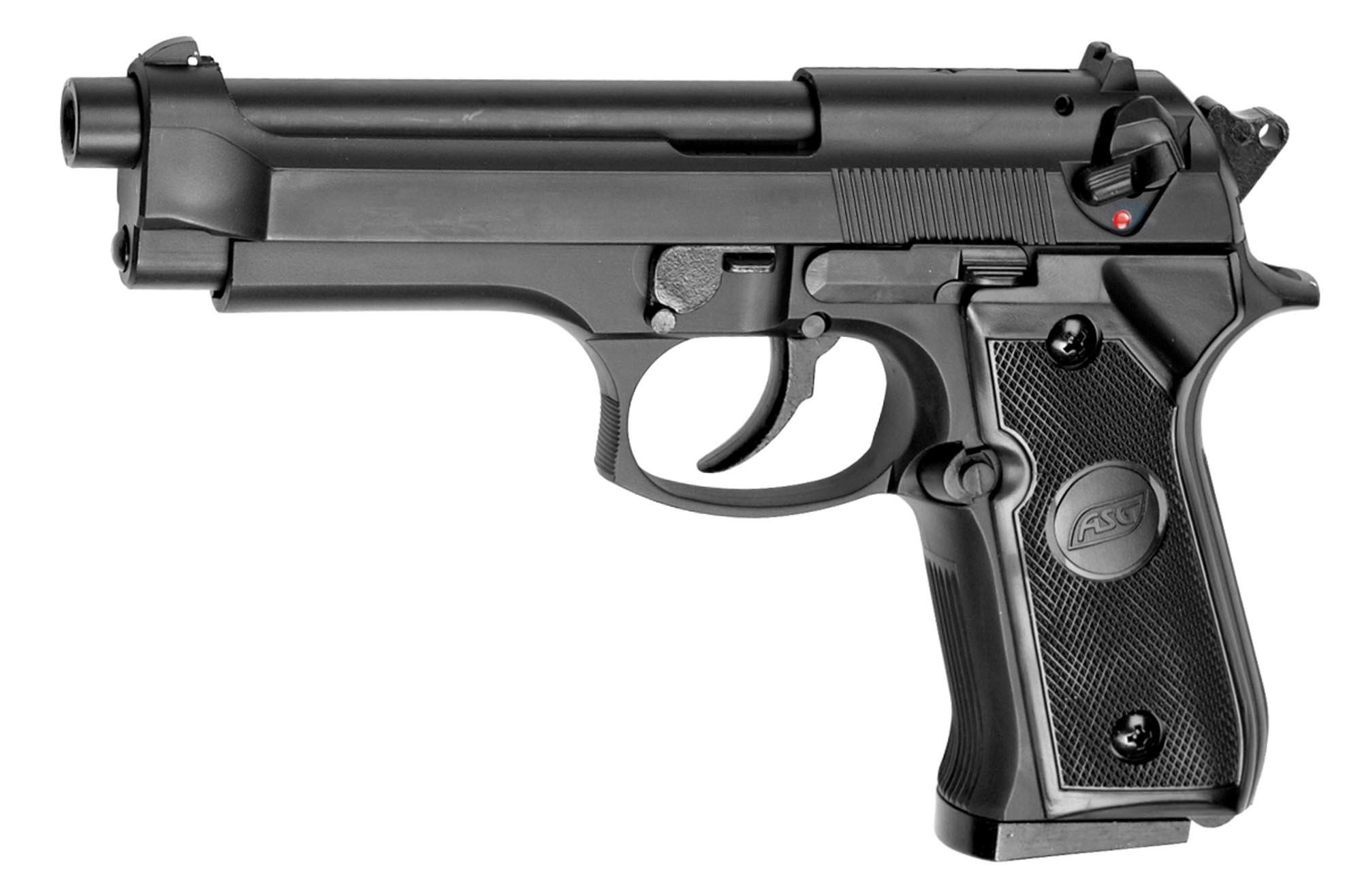 REPLIQUE BERETTA M9 0.8J GAZ GBB