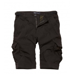TERRANCE SHORT VINTAGE INDUSTRIES NOIR