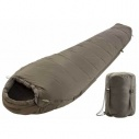 SAC DE COUCHAGE MILITAIRE EXPEDITION 350 XMF T.O.E. VERT OD