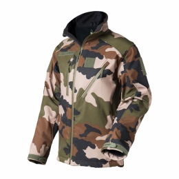 SOFTSHELL MILITAIRE ELITE ARES CAM CE