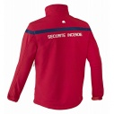 VESTE SOFTSHELL SECU ONE T.O.E. SECURITE INCENDIE