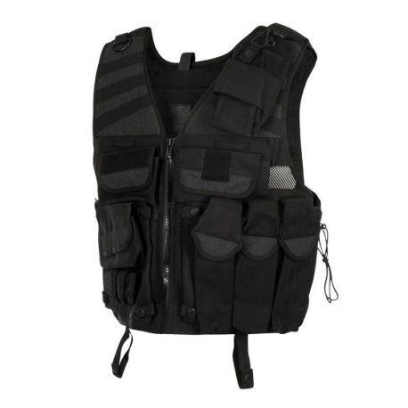 GILET D'INTERVENTION TACTIKNIGHT GK NOIR