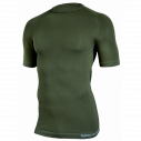 T-SHIRT MILITAIRE RESPIRANT ACTIVE LINE SUMMIT VERT OD MANCHES COURTES