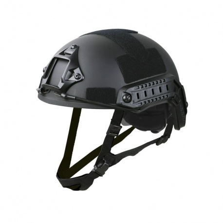 CASQUE AIRSOFT KOMBAT TACTICAL NOIR