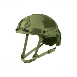 CASQUE AIRSOFT KOMBAT TACTICAL VERT OD