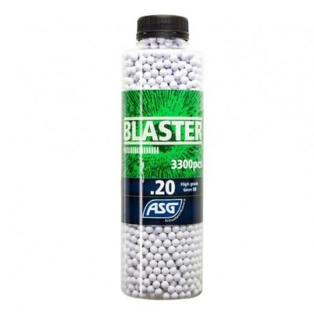 BILLES AIRSOFT BLASTER ASG 0.20G X 3300