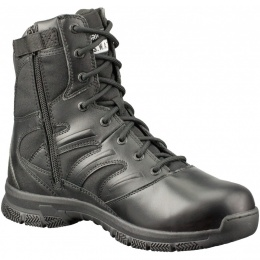 "CHAUSSURES D'INTERVENTION SWAT FORCE 8"" 1 ZIP"
