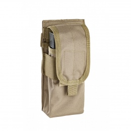 PORTE CHARGEUR SIMPLE CAL. 5.56 TAN