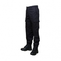 PANTALON SECURITE F2 COTON NOIR