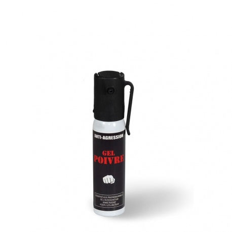 AEROSOL DE DEFENSE GEL POIVRE 25ML