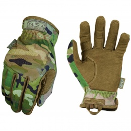 GANTS MILITAIRE MECHANIX FASTFIT MULTICAM