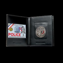 Porte-carte Police, Gendarmerie & Sécurité